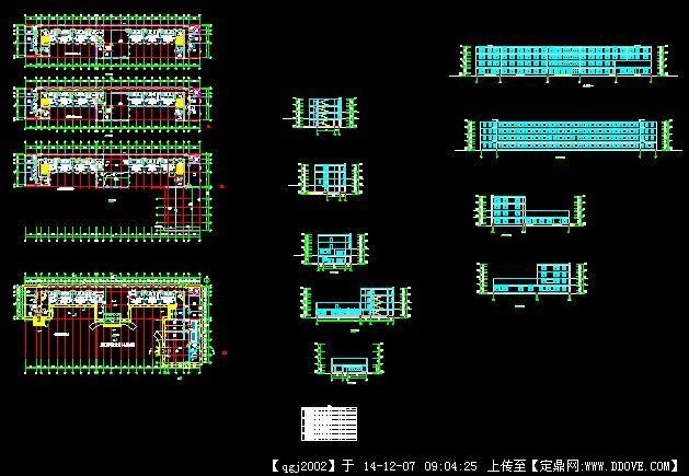 养老院建筑设计方案图片