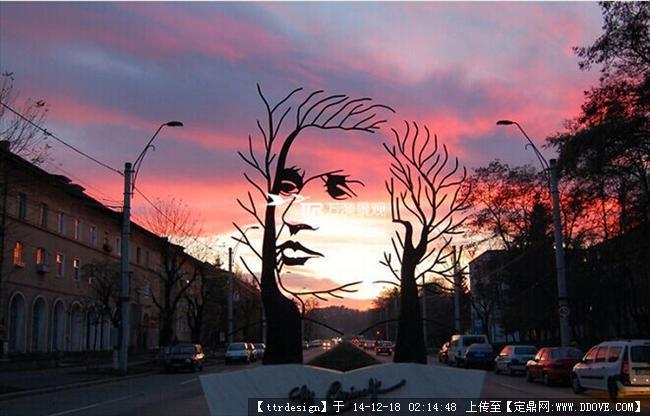 万漪分享-全球最具创意的大城市艺术雕塑