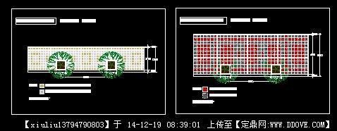 某大型游園總平圖 a3方案文本框 設計 農村文化廣場鳥瞰圖 某科學園