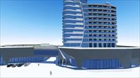 公寓楼建筑设计方案图纸