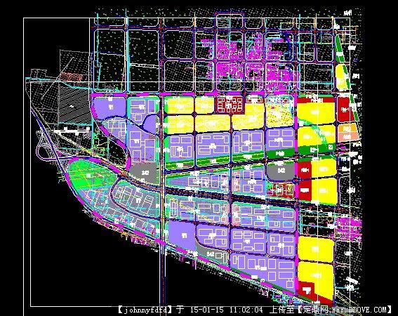 一个较完整的物流园区城市设计的下载地址