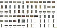 纹理瓷砖装饰方案大全(3)