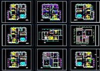 住宅室内设计方案图