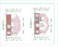 建筑别墅完整施工图