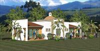 某别墅建筑模型