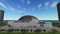 毕业设计:环球银河电影院方案设计