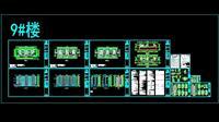 住宅楼建筑设计施工图1