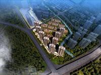 常州龙湖项目居住建筑设计效果图