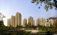 赤峰300亩居住建筑设计效果图