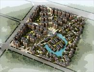 川投项目居住建筑设计效果图