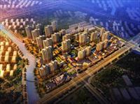 地杰项目方案一居住建筑设计效果图