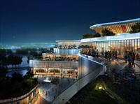 江门项目方案二居住建筑设计效果图