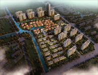 九龙项目居住建筑设计效果图