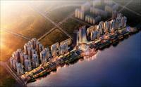 乐山五通桥居住建筑设计效果图