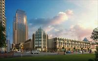 连云港某项目居住建筑设计效果图