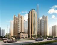 武汉居住建筑设计效果图
