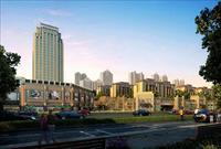 郑州中海小区商住建筑设计效果图