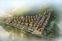 北仑安置小区住宅建筑设计效果图