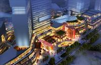大同绿地商业建筑设计效果图