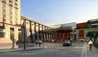 北京喜马拉雅商业建筑设计效果图